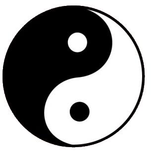 Kung Fu Signification the secret of the yin yang symbol 05 – happeh kung fu