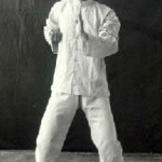 An Unbalanced Wing Chun Stance