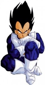 Dragonball_Z_Fighters_Feet-VegetaSittingFootOut