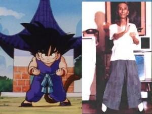 Goku_And_Wing_Chun-GokuYipManCompare