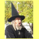 The Design Of Wizard Hats Was Based On The Pyramid Within The Human Body