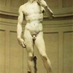 "MichaelAngelo's ""David"" Is An Example Of A Masturbation Changed Human Body"
