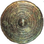 The Round Personal Combat War Shield