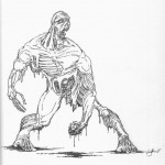 Zombies Are Human Beings With Distorted Energy Bodies