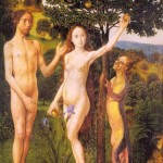 """The Biblical """"Don't Eat The Apple"""" Story Is A Warning To Not Masturbate - Incomplete"""