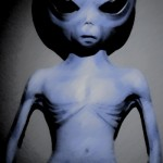 """Little Blue Bug Eyed """"Aliens"""" Are Not Aliens, They Are Metamorphosed Human Beings"""