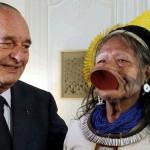 Caiapo Indian Lip Mutilation - The Secrets Of Life 42
