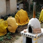 Why Do Monks Squat To Urinate? - The Secrets Of Life 37