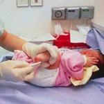 Baby Foot Stabbing
