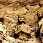 Pyramid Shaped Body Parts 01 - Buddhist Statues