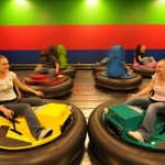 The Energy Body Acts Like The Bumper Of A Bumper Car