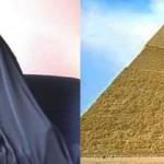 Pyramid Shaped Clothing