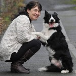 Rescue Dog Saved Owner's Life Sniffing Out Aggressive Tumour